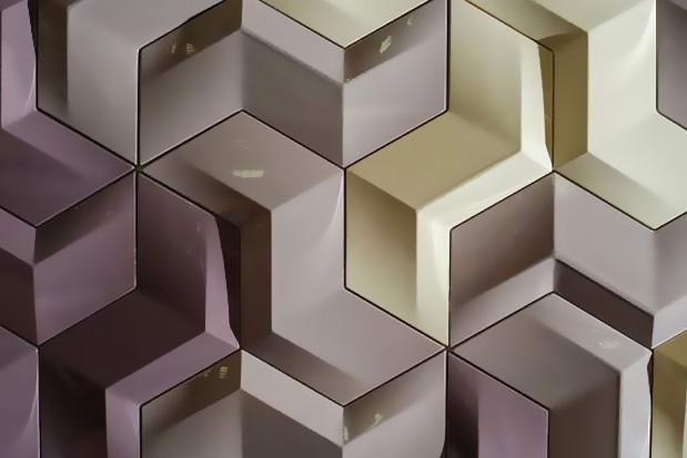 Гипсовые 3D панели PLATINUM