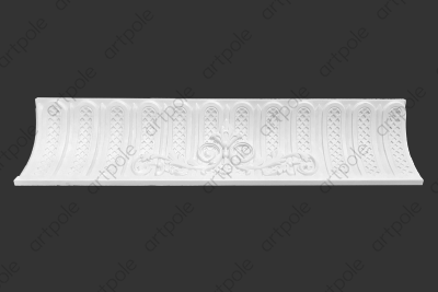 Карниз орнаментальный SK51 из гипса