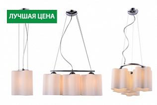 Стильные подвесные светильники Woge C