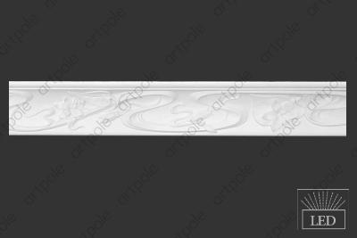Карниз орнаментальный SK36 из гипса