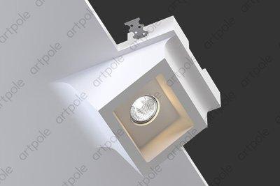 Гипсовый светильник SGS14 из гипса