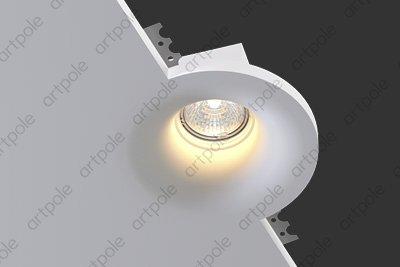Гипсовый светильник SGS9 из гипса
