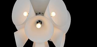 Стильные подвесные светильники Sprachrohr C