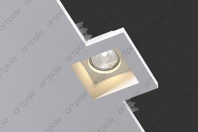 Гипсовый светильник SGS1 из гипса