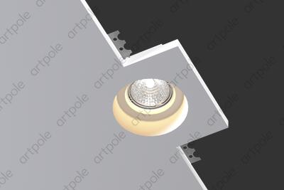 Гипсовый светильник SGS6 из гипса
