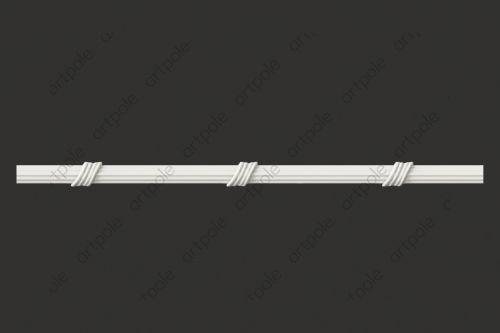 Порезка орнаментальная SP19 из гипса