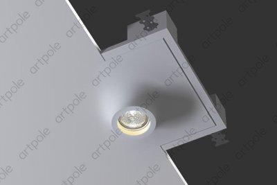 Гипсовый светильник SGS13 из гипса