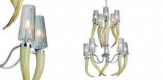 Дизайнерские подвесные светильники Horn C