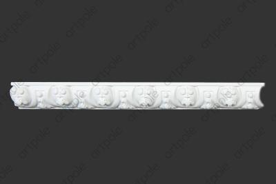 Карниз орнаментальный SK25 из гипса