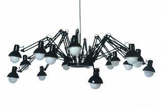 Стильные подвесные светильники Spinne