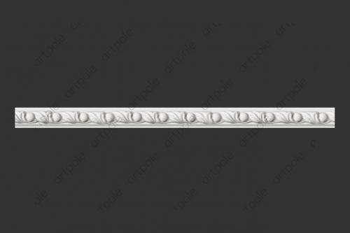 Порезка орнаментальная SP14 из гипса