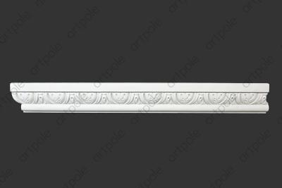 Карниз орнаментальный SK38 из гипса