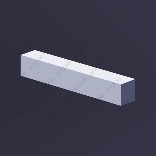Профиль для внутреннего угла панелей Fields Platinum