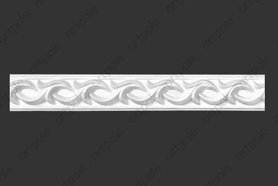 Порезка орнаментальная SP6 из гипса