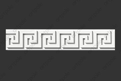 Порезка орнаментальная SP21 из гипса