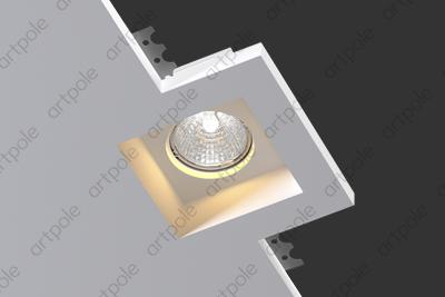 Гипсовый светильник SGS2 из гипса