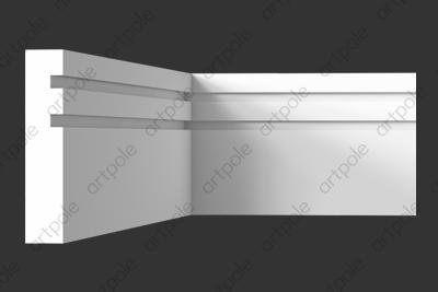 Плинтус SPL5 из гипса