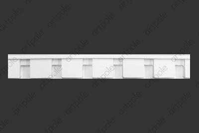 Порезка орнаментальная SP43 из гипса